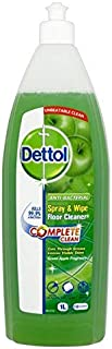 Dettol Spray & Wipe Floor Cleaner Apple 1L