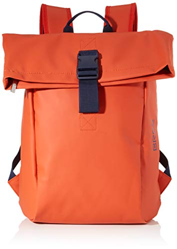 BREE Unisex-Erwachsene Punch 92, Backpack S W19 Rucksack, Orange (Pumpkin), 12x42x36 cm