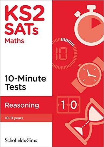 Cottingham, B: KS2 SATs Reasoning 10-Minute Tests
