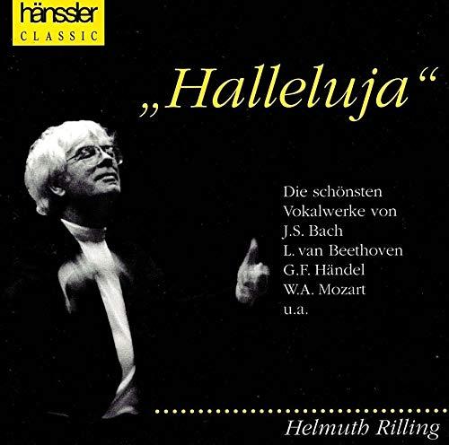 Halleluja: CD mit den schönsten Vokalwerken von Bach, Beethoven,