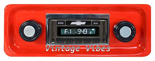 1967-1972 Pickup Truck Custom Autosound USA-230 AM/FM Stereo Radio 200 watts