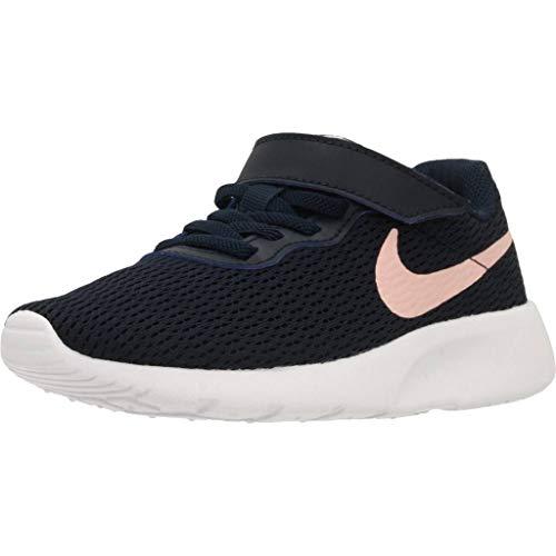 Nike Zapatilla Niños Tanjun Marino Coral 31