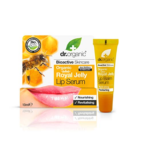 Dr. Organic Sérum de Lèvre Gelée Royale Bio/Propolis 10 ml