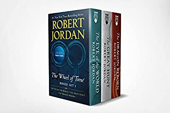 Wheel of Time Premium Boxed Set I  Books 1-3  The Eye of the World The Great Hunt The Dragon Reborn