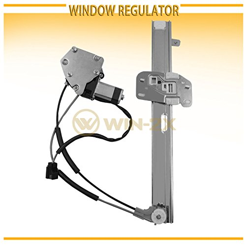 jeep xj window regulator - 9