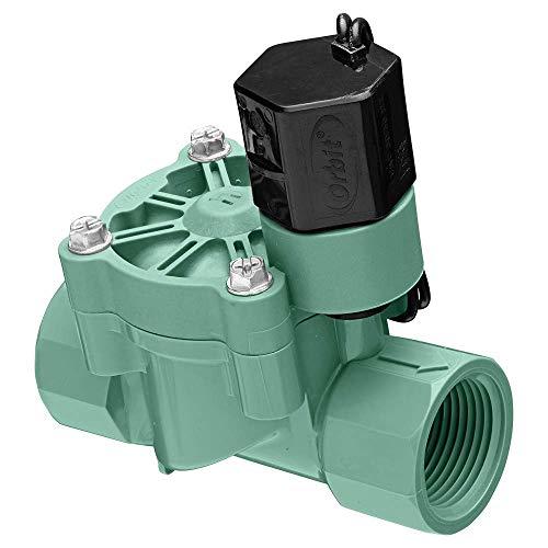 2 Pack - Orbit 1 Inch Female Threaded Automatic Inline Irrigation Sprinkler Valve