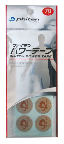 phiten power tape 70 mark 0108PT610000 by Phiten