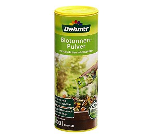 Dehner Biotonnen-Pulver, 600 g, für ca. 800 l