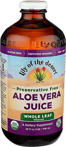 Jus Aloé Véra Bio - 946 ml Lily of the Désert