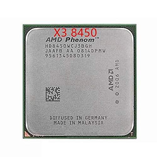Phenom II X3 8450 CPU Processor 2.1G Socket AM2+ 940pin Triple-CORE/2MB L3 Cache Used