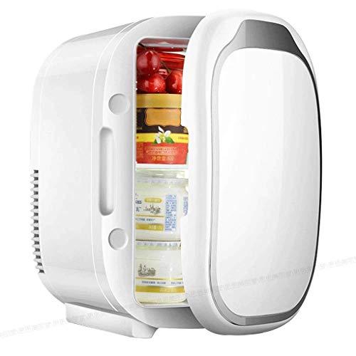 NXYJD Mini frigo Coca-Cola Portatile Alimentato più Freddo e più Caldo for Auto, Viaggi, Case, uffici e dormitori