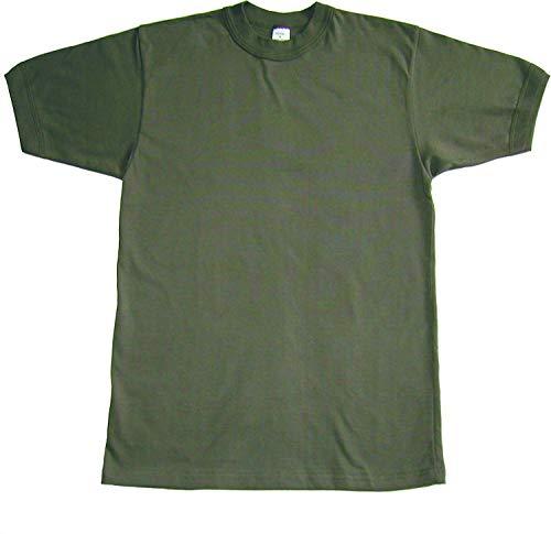 Leo Köhler BW Unterhemd T Shirt Bundeswehr Outdoor Army Oliv 7
