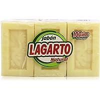 Lagarto - Jabón Natural 750g - Pack de 2 (Total 1500 ml)