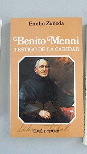 Benito menni, testigo de la Caridad