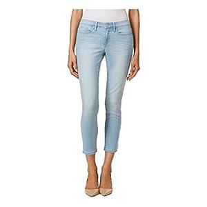 Calvin Klein Jeans Women's Ankle Skinny Jean, Faded Sky