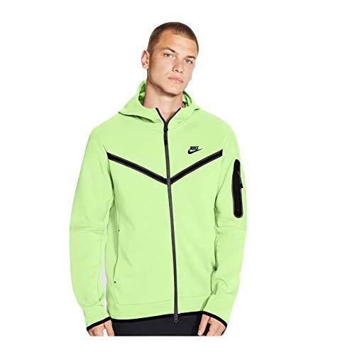 Nike Sportswear Tech - Sudadera de forro polar para hombre