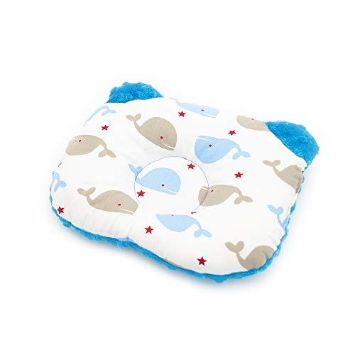 Oreiller orthopédique pour bébé contre la tête plate, développé avec des médecins - Coussin...