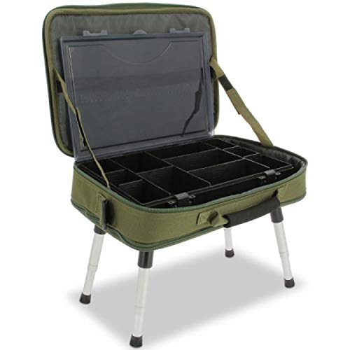 Boxcase Angel Tasche Bivy Table Angelkoffer 758