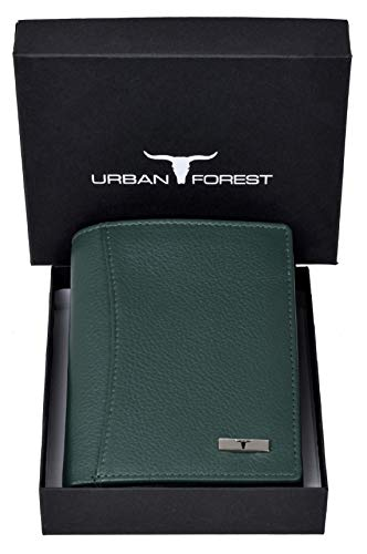 URBAN FOREST Leather Wallet (UBF130GRN1018_Green)