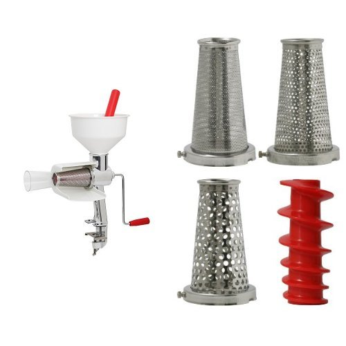 VICTORIO VKP250 Food Strainer and Sauce Maker and VICTORIO...