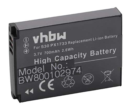 Batería de alta calidad para Aiptek una celda-HD Premium