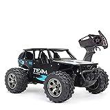 RC Crawler Extra Rock Dual Motors Cars Electric Rap Racing Buggy Hobby con Concha de Metal Vatos Monster Monster Modelo de Juguete de Alta Velocidad Vehículo Juego imaginativo para niños pequeños