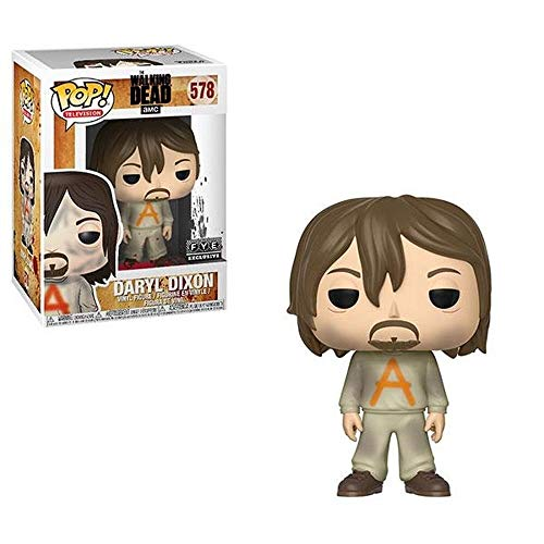 FunKo ¡Popular! Television: The Walking Dead - Daryl Dixon (traje de prision) # 578