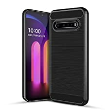 Image of the product CaseRoo for LG V60 ThinQ that is listed on the catalogue brand of CaseRoo.