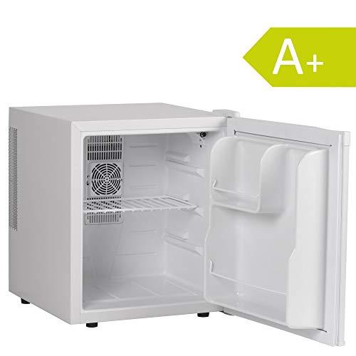 FineBuy Mini Kühlschrank 46 Liter/Minibar weiß/Getränkekühlschrank 5° bis 15°C (EEK: A+)