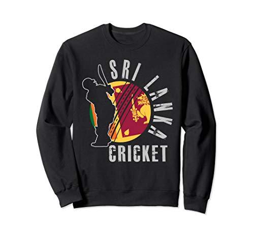 Sri Lanka Cricket Team Support Design Gift Sweatshirt