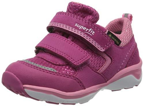 Superfit Mädchen SPORT5 Sneaker, Pink (Rosa/Rosa 55), 30 EU