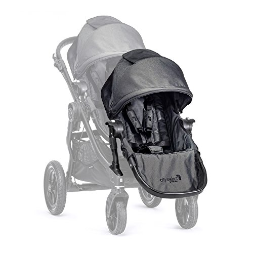 Baby Jogger 745146034969 City Select Zweitsitz, schwarz