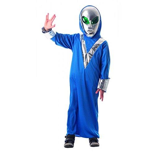Party Pro 8651179 Martien Costume, Bleu