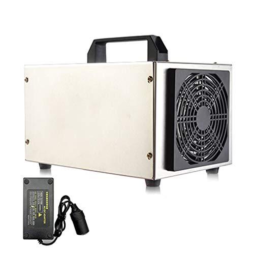 GXFC Generador de ozono de 12V para automóvil 10