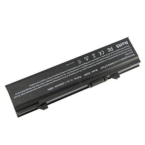 ARyee 5200mAh 11.1V 6 Zellen Li-Ion Akku Laptop Akku für Dell Latitude E5400N E5410 E5500 Serie E5500N Serie E5510