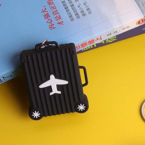 Sleutelhanger Bagage Koffer Sleutelhanger Creatieve Decoraties Gift Accessoires Hanger