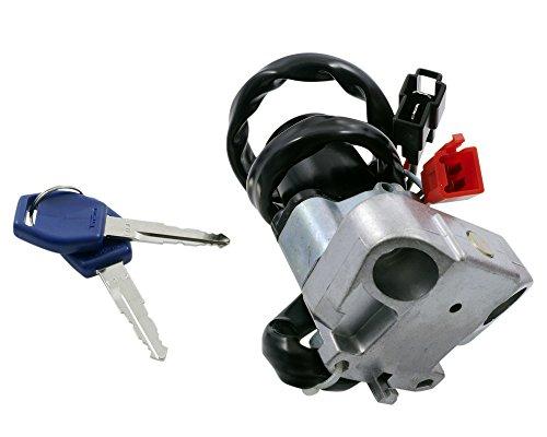 2EXTREME Serrure d'allumage pour Yamaha FZR, TDM 850, TRX 850