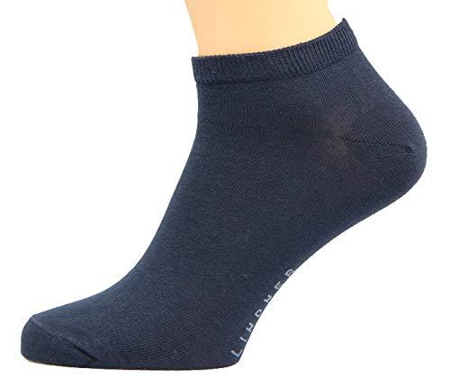 Max Lindner Sneaker Socken (Kurzsocken) Qualität seit 1921 95prozent Baumwolle, 5prozent Elasthan (39-41, blau)