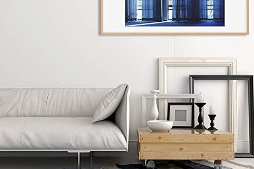 Samsung LS03 The Frame 108 cm (43 Zoll) LED Lifestyle Fernseher (Art Mode, Ultra HD, HDR, Smart TV) [Modelljahr 2018]
