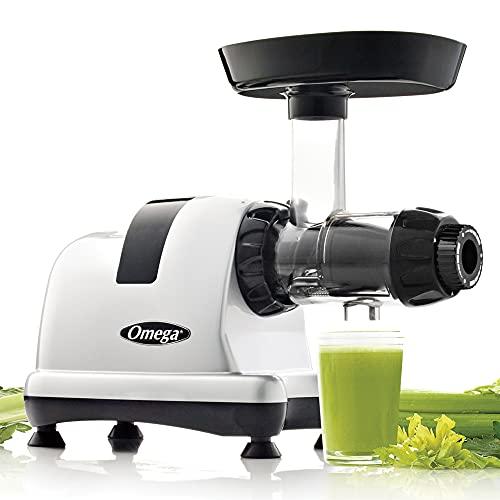 Omega MM900HDS Medical Medium Slow Masticating Celery Juicer High...