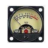Guangcailun o Poder plificador VU Meter Duradero DB Nivel de cabecera de retroiluminación de Alta precisión DB Tabla Preplifier