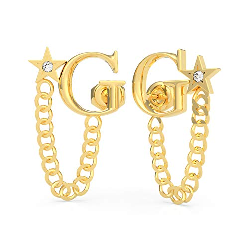 PENDIENTES GUESS JEWELLERY A STAR IS BORN (Dorado)