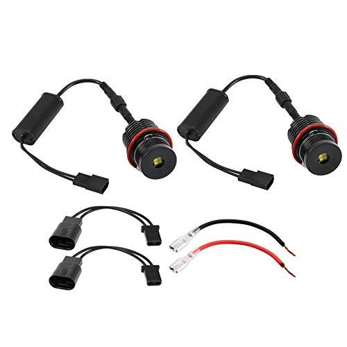 KSTE 40 W LED 6500 K Angel Eyes koplamp gloeilamp E39 E53 E60 E61 E63 E65
