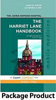 Harriet Lane Handbook Package: Mobile Medicine Text, Expert Consult: Online and Print, and Skyscape PDA software