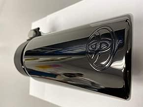 Genuine Toyota Parts - Taco Exhst Tip Blk (PT932-35180-02)