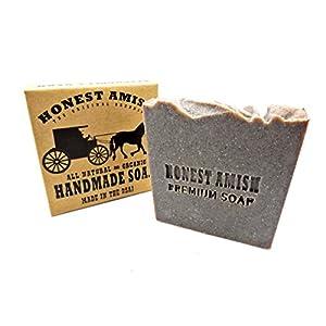 Honest Amish Natural Patchouli and Bark Soap Bar 5
