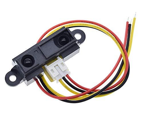IR Distance Sensor 10-80 cm with 8 inch Cable GP2Y0A21YK0F GP2Y0A21