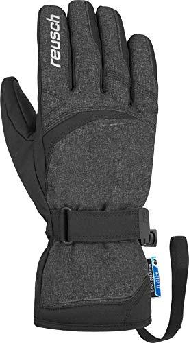 Reusch Primus R-TEX XT Handschuhe, Black/Black Melange, 9
