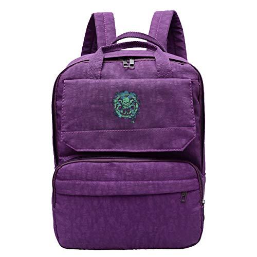 Agentes de S.H.I.E.L.D. Mochilas de Mujer para Viajes, Mochilas para Mujer, Morado (Morado) - Purple-48