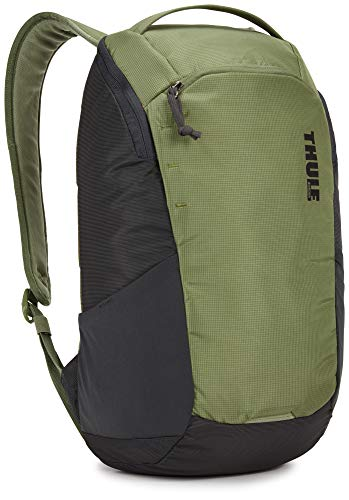 Thule 3204277 Enroute 14 Litre Backpack with 13' Laptop Compartment, Olive